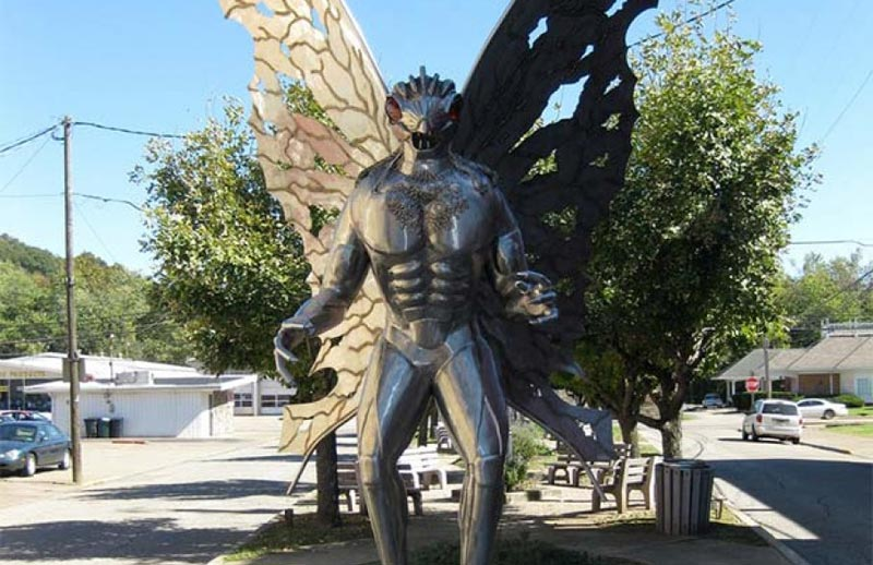 The Mothman Statue
