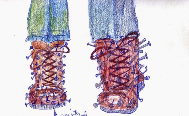 :Magnetic Boots Dream