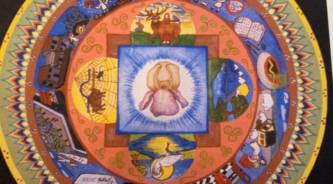 The Heroine's Mandala Journey Begins