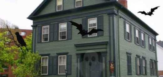 lizzie borden house haunted