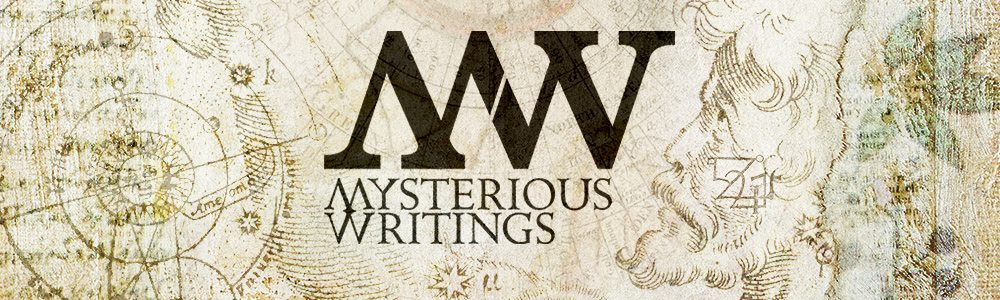 Image result for mysterious writings