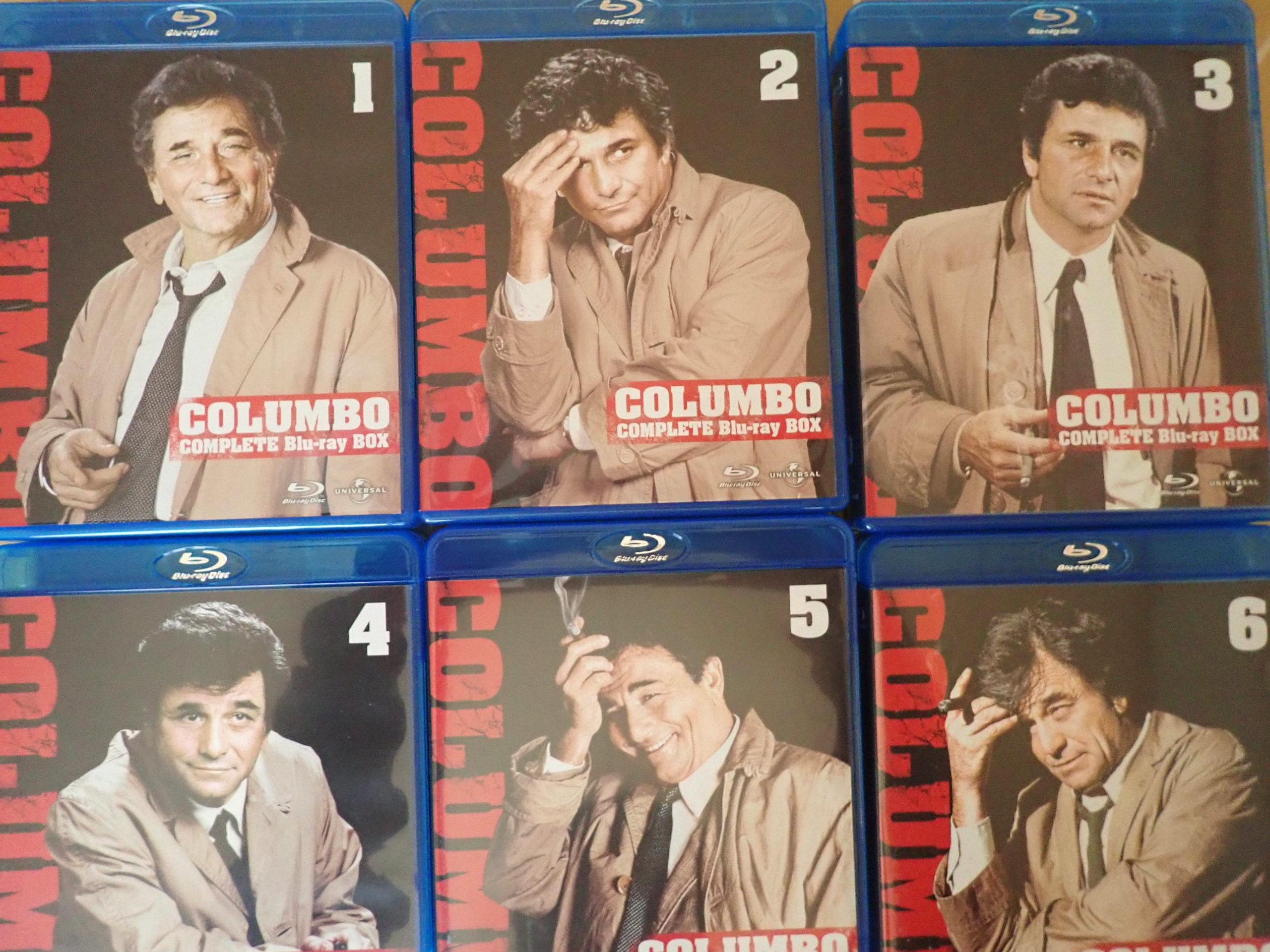 刑事コロンボ ブルーレイ Blu-ray