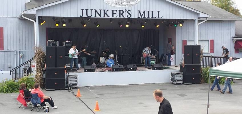Four Oaks Fest at Junker's Mill