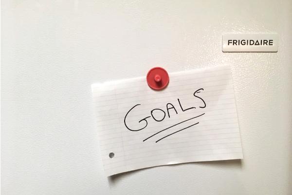January goal confessional