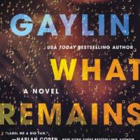 MysteryPeople Review: WHAT REMAINS OF ME by Alison Gaylin