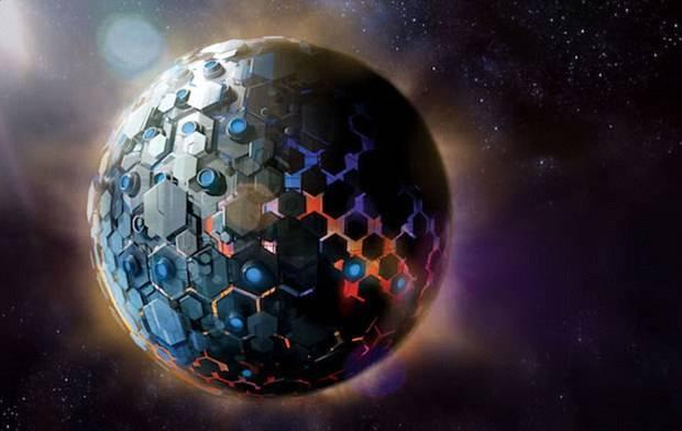 Una esfera de Dyson es una megaestructura hipotética propuesta en 1960 por el físico Freeman Dyson. Se trata de una cubierta esférica de talla astronómica alrededor de una estrella, la cual permitiría a una civilización avanzada aprovechar al máximo la energía lumínica y térmica del astro.