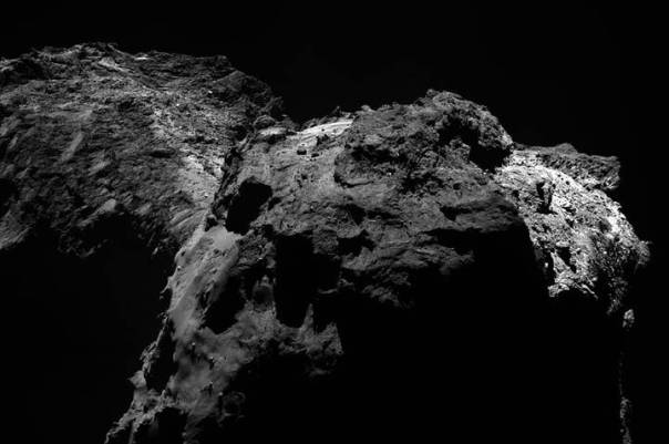 Cometa 67P: La tumba cósmica de Philae.
