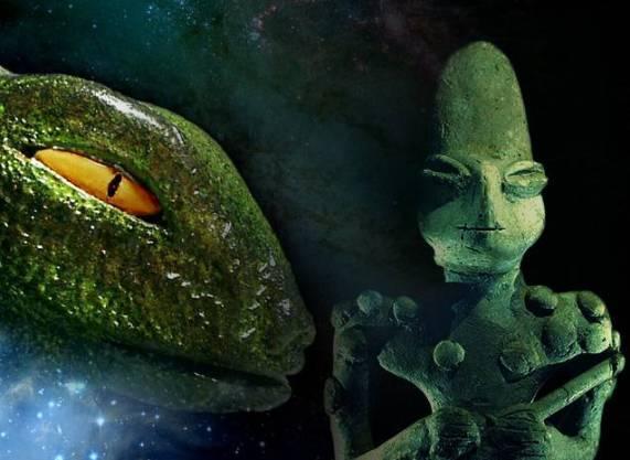 Resultado de imagen de dioses anunnaki