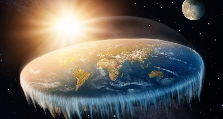 flat-earth1 if the Earth was really flat
