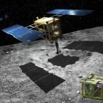 EN VIVO: Sonda japonesa aterriza en un asteroide e Israel lanza misión a la Luna