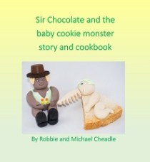 cheadle-sir-choc-and-baby-cookie-monsters