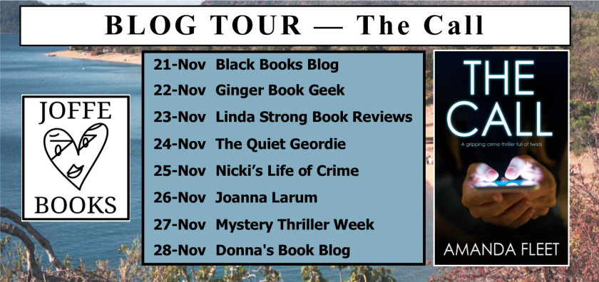 Amanda fleet blog-tour-banner-the-call