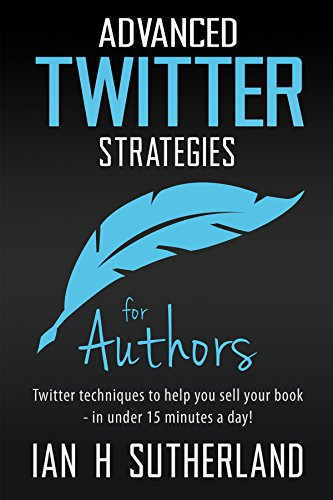 Advanced Twitter for authors