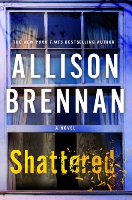 Shattered book image