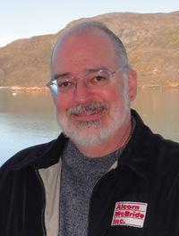 Steve Alcorn Author pic