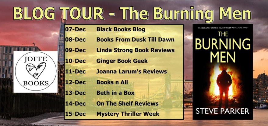 BLOG TOUR Banner - The Burning Men