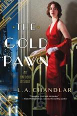 The Gold Pawn art deco image