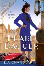The Pearl Dagger art deco image