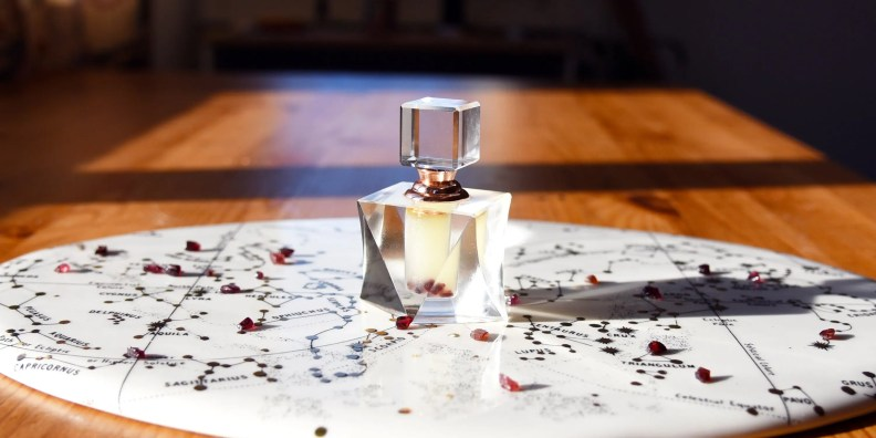 Capricorn Perfume DIY