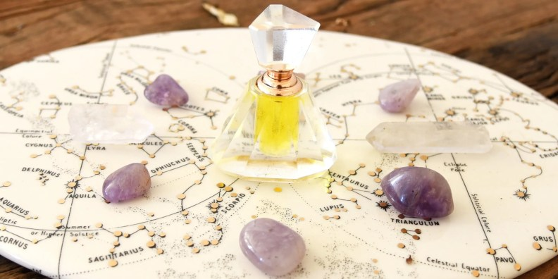 Aquarius Perfume DIY