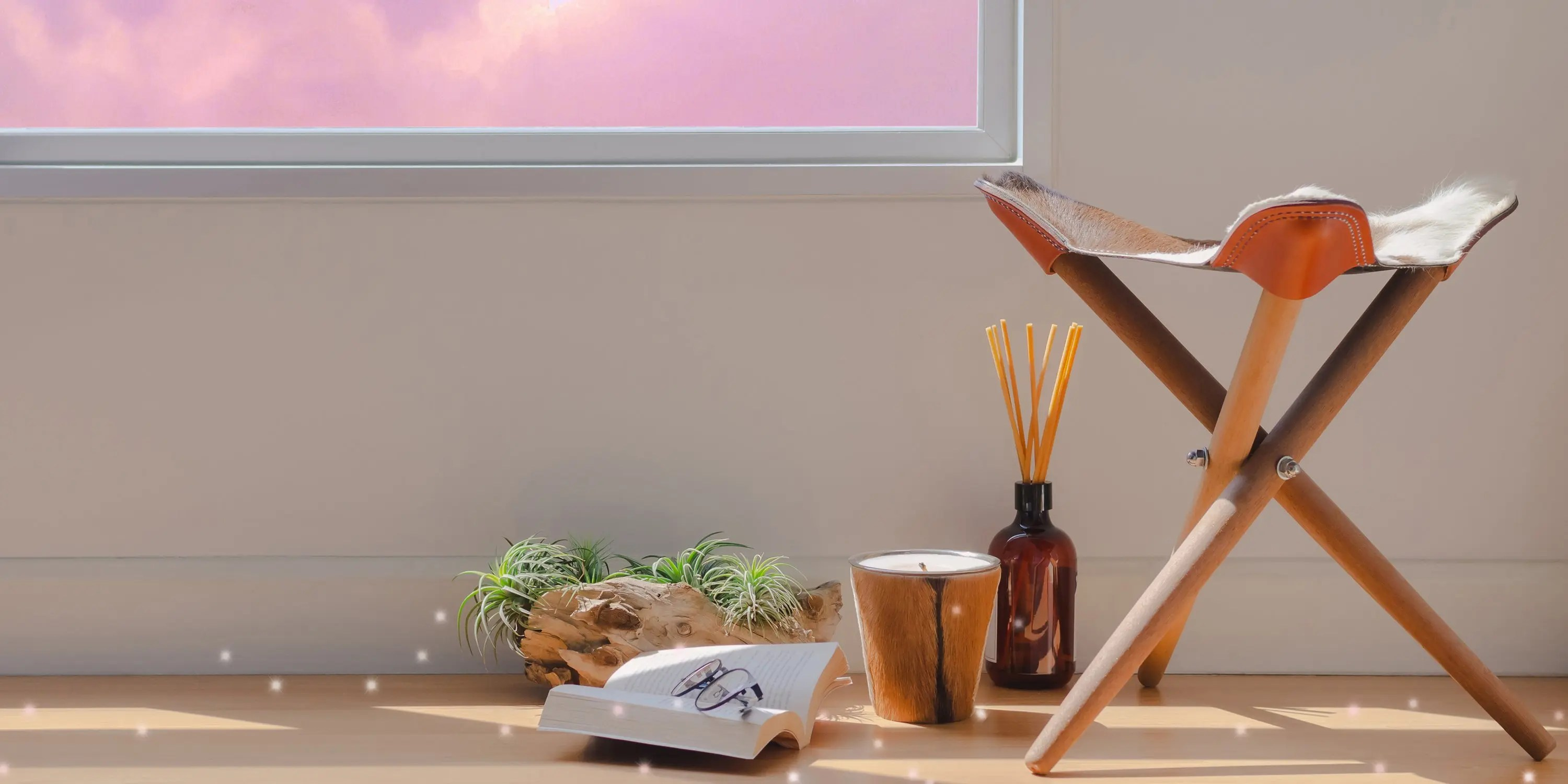 Reed Diffuser DIY to boost your mental powers for Virgo Season