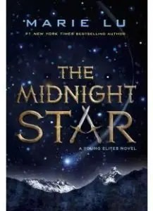 """Cover art for """"The Midnight Star"""" by Marie Lu."""