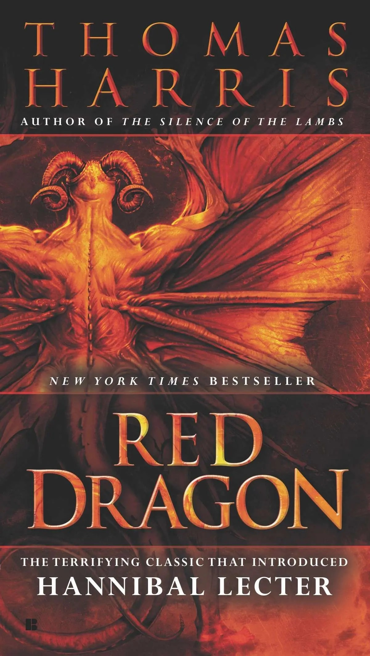 """Book Review: """"Red Dragon"""" by Thomas Harris"""