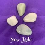 New Jade Tumbled