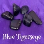 tumbled blue tigerseye