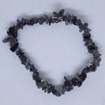 Crystal Chip Bracelet Iolite