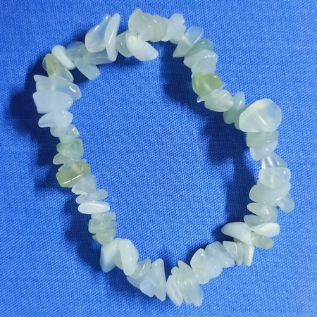 Crystal Chip Bracelet New Jade