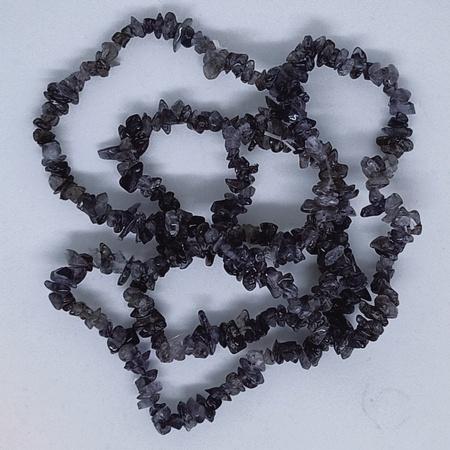 Crystal Chip Bracelets Iolite
