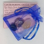 cancer fighting crystal combo pack