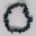 crystal chip bracelet Apatite