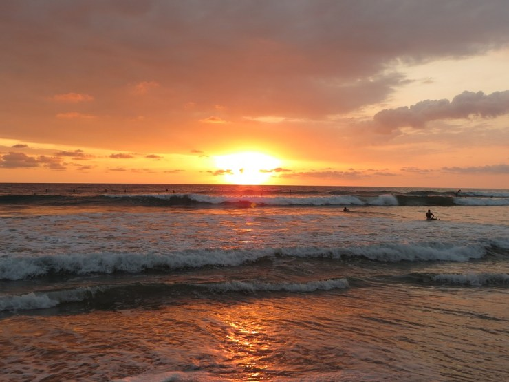 5 Awesome Things You Can Do at Costa Rica Manuel Antonio Beach Vacation! #3 is a Must Try!-Sunset