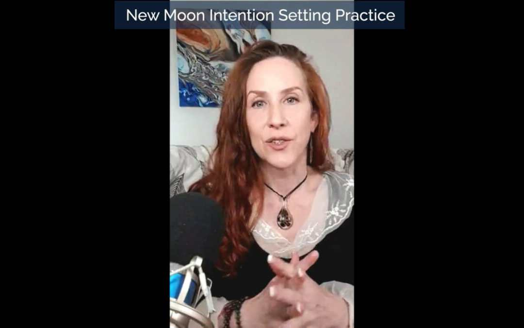 New Moon Solar Eclipse in Sagittarius Guided Intention Setting