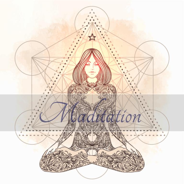 瞑想で、光の相方(あいかた)とコンビ組みました