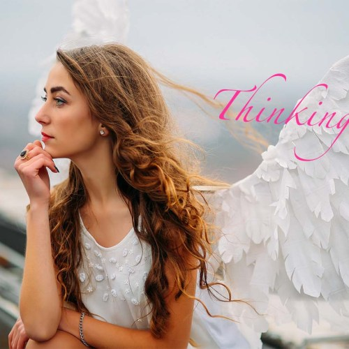 天使考え事