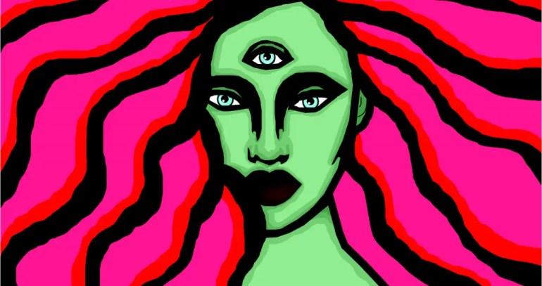 third eye example