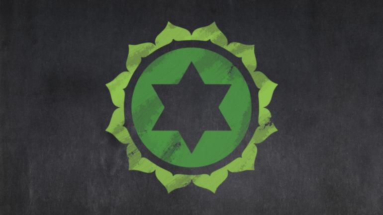 Heart Chakra Symbol Images