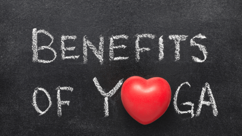 Benefits of YOGA by MysticMInd
