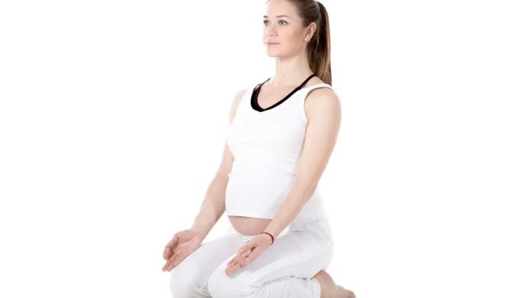 Vajrasana Yoga Images