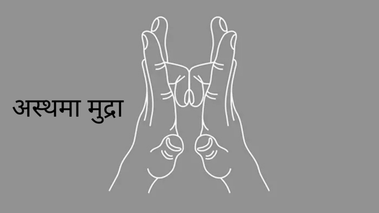 Mudra for Asthma/ Asthma Mudra Images