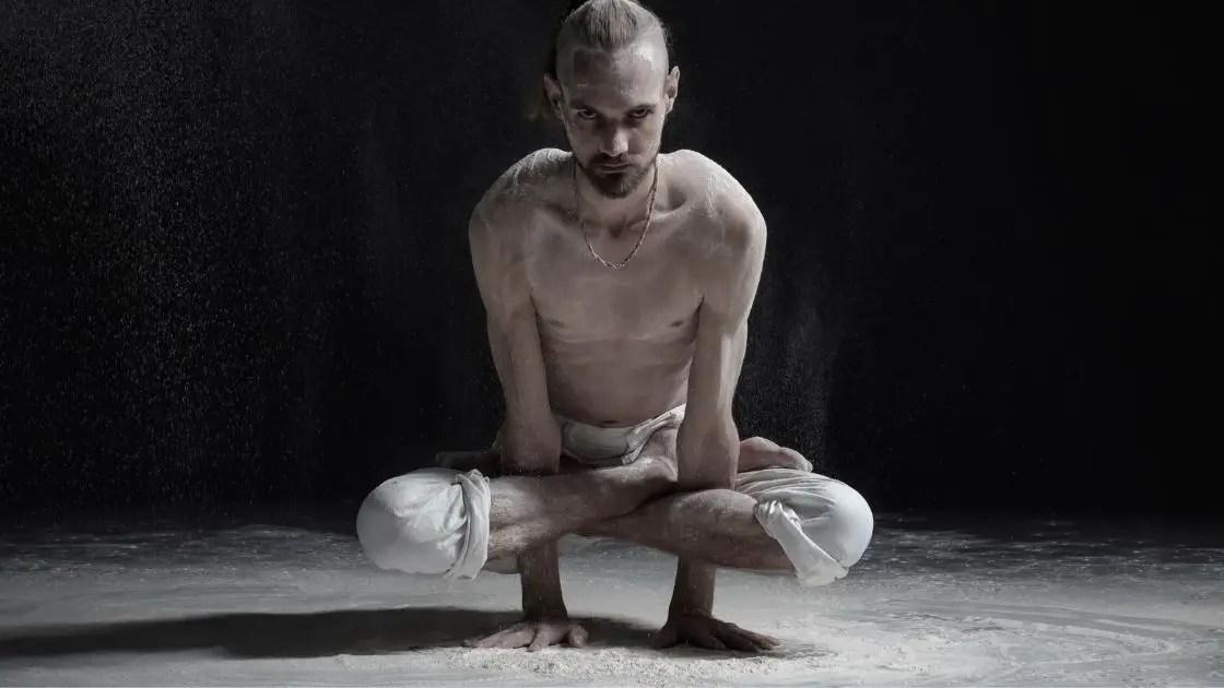 Kukkutasana Yoga Pose Images