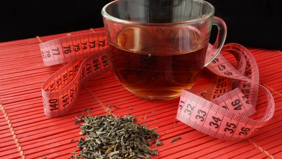 Organic green tea for weight loss Images