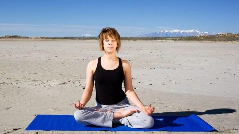 Sukhasana Images/Yoga for Beginners in Hindi