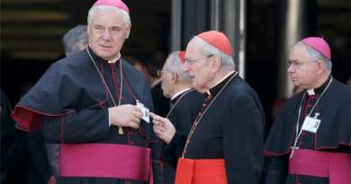 Report: Pope Fires Cardinal Müller, Prefect of the Congregation for the Faith – Vocal and Influential Critic of Medjugorje