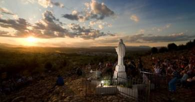 "Breaking News …. About Medjugorje ….Papal Envoy:  ""This is a phenomenon"""