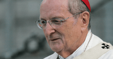 "Was One of the Four Cardinals Who Formally Asked Pope for Clarity on 'Amoris Laetitia', the Secret Protector of Medjugorje… Told Pope ""Medjugorje is the world's confessional box."""