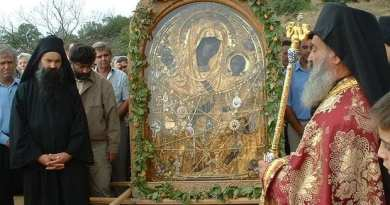 Miracle Report: 8-yr-old mute girl begins to speak before icon of the Mother of God